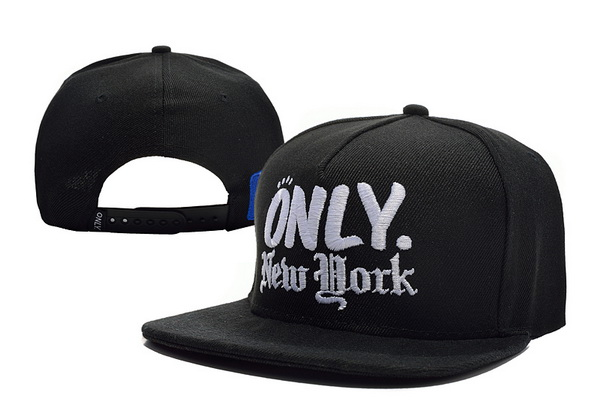 Only NY Snapbacks Hat XDF 06